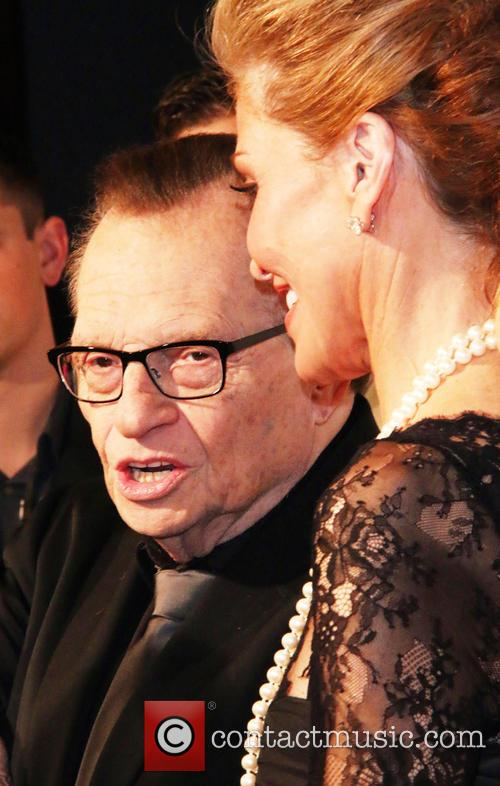 Larry King and Shawn King 1
