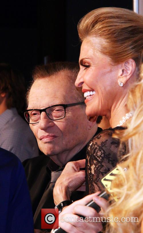 Larry King and Shawn King 2