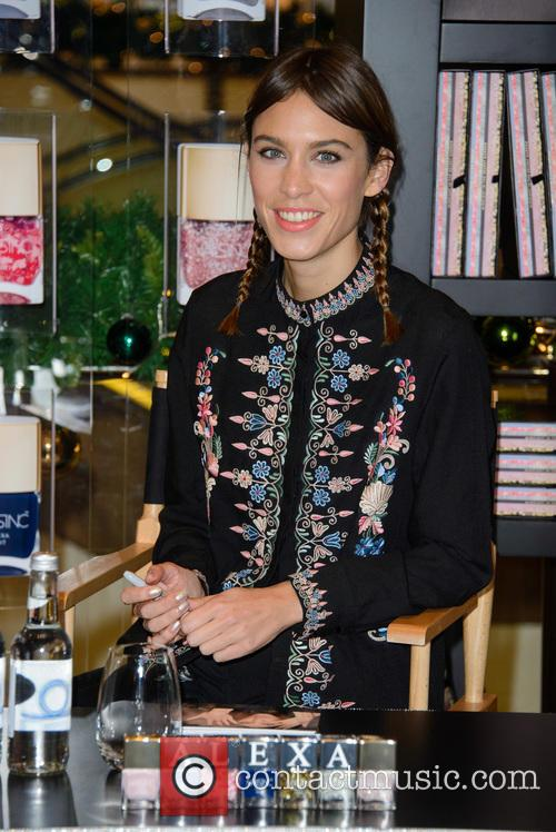 Alexa Chung launches the Alexa Editions
