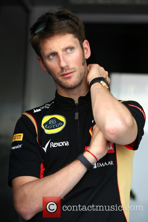 Romain Grosjean 2