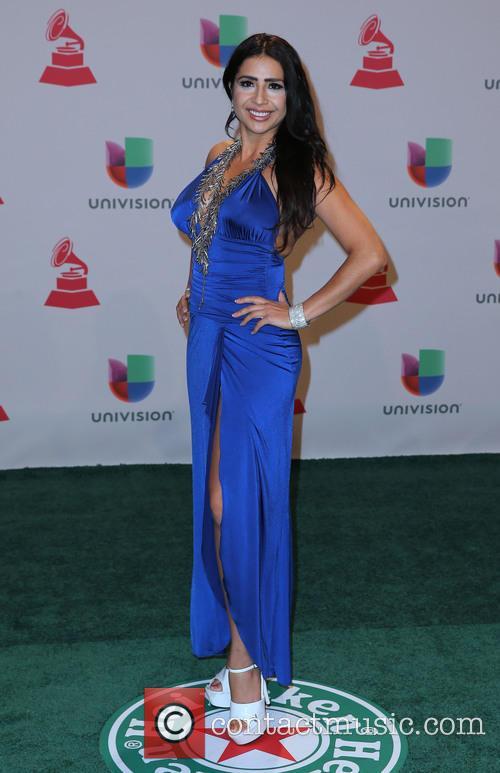 Latin Grammy Awards and Adriana Valenti 2