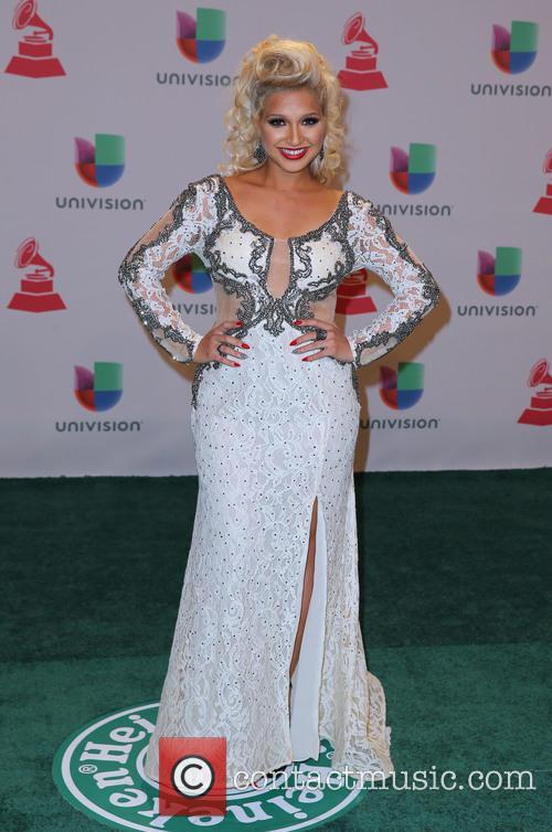 Latin Grammy Awards and Giselle Tavera 11