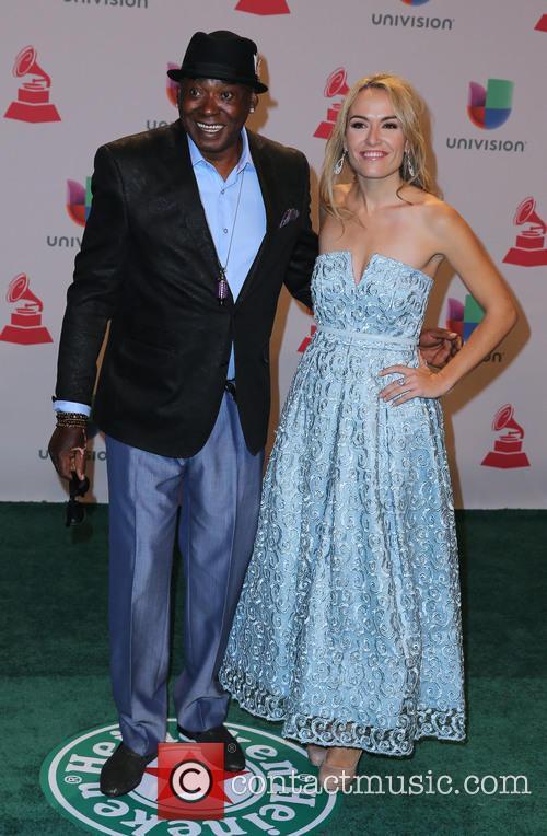 Latin Grammy Awards, Tomas Diaz and Maria Bestar 10