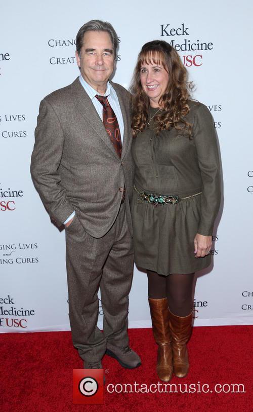 Beau Bridges and Wendy Bridges 2
