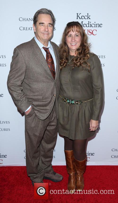Beau Bridges and Wendy Bridges 1
