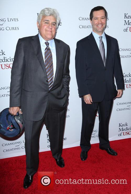 Jay Leno and Jeff Small 4