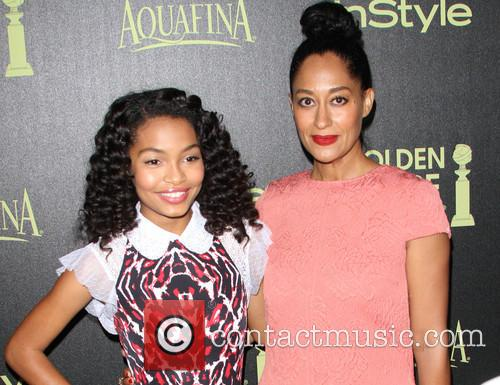 Yara Shahidi and Tracee Ellis Ross 2