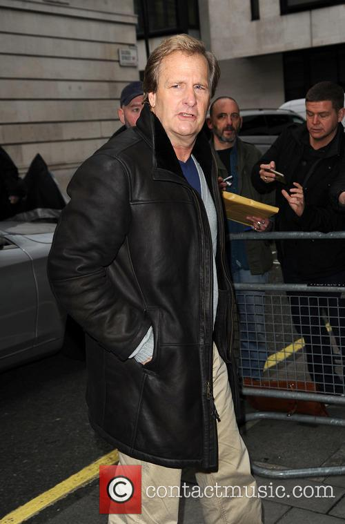 Jeff Daniels at the BBC