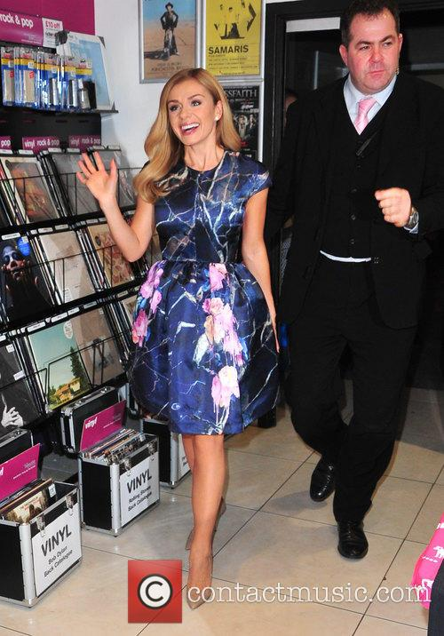 Katherine Jenkins 'Home Sweet Home' album signing