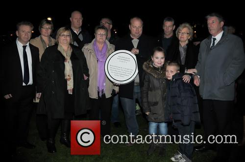 Justice, Julie Hambleton, Brian Hambleton and Bill Craig 9