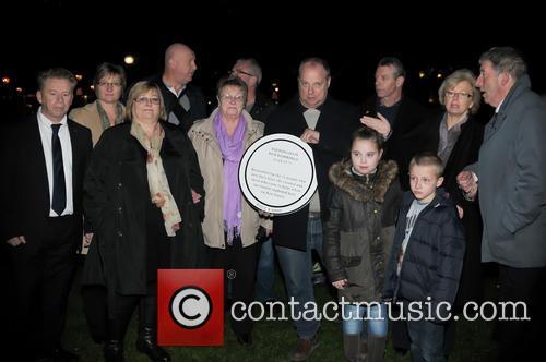 Justice, Julie Hambleton, Brian Hambleton and Bill Craig 11