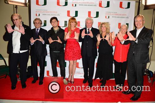 Danny Aiello, John Herzfeld, Holland Herzfeld, Rebekah Chaney, Tom Berenger, Laura Moretti, Guest and Gregory J. Shepherd 10