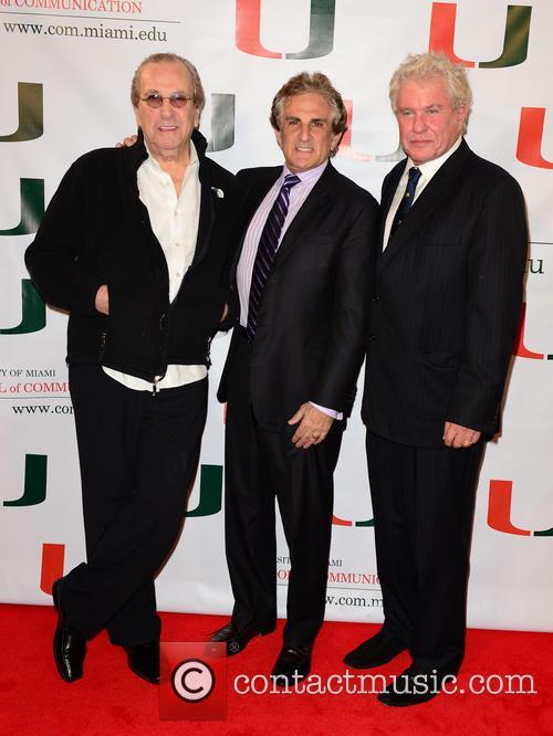 Danny Aiello, John Herzfeld and Tom Berenger 11