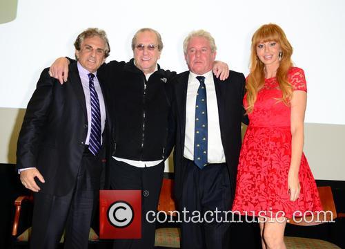 John Herzfeld, Danny Aiello, Tom Berenger and Rebekah Chaney 11