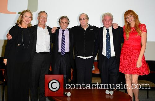 Laura Moretti, Gregory J. Shepherd, John Herzfeld, Danny Aiello, Tom Berenger and Rebekah Chaney