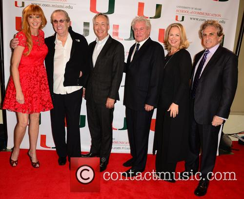 Rebekah Chaney, Danny Aiello, Gregory J. Shepherd, Tom Berenger, Laura Moretti and John Herzfeld 2