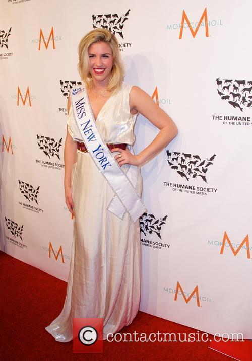Miss New York and Jillian Tapper 2