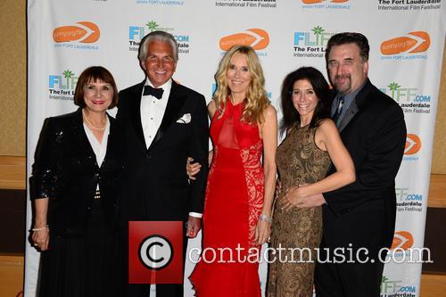 Guest, George Hamilton, Alana Stewart, Robin Hempel and Daniel Baldwin 3
