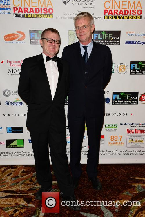 Mike Downey and Stephen Daldry 2