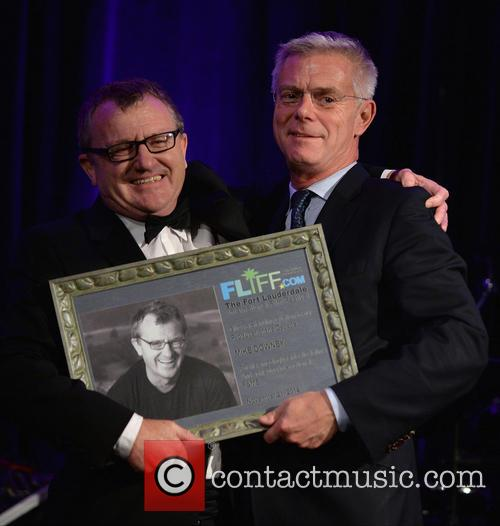 Mike Downey and Stephen Daldry 1