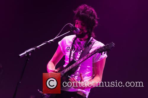 Kasabian perform at the First Direct Arena in...