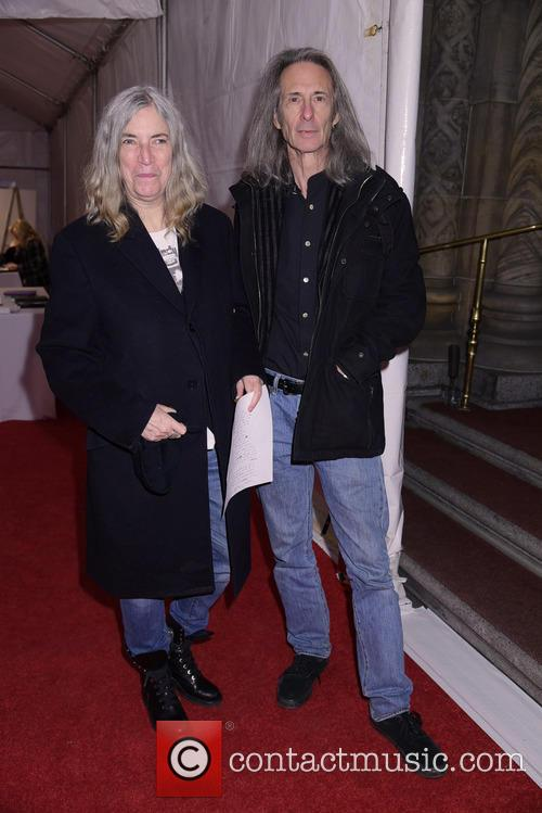Patti Smith and Fred Sonic Smith