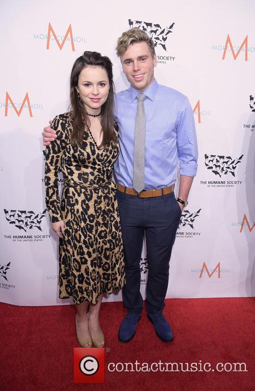 Sasha Cohen and Gus Kenworthy 1