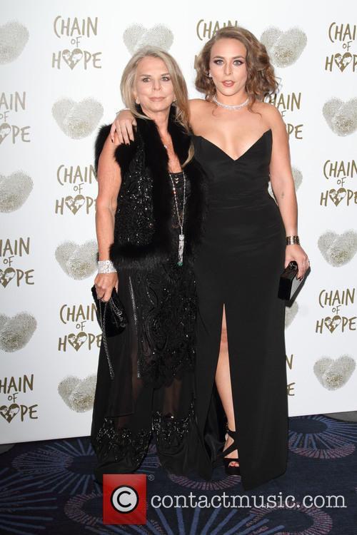 Hope, Lady Tina Green and Chloe Green 10
