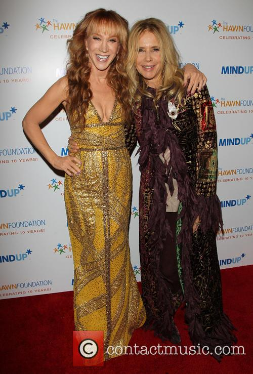 Kathy Griffin and Rosanna Arquette 2