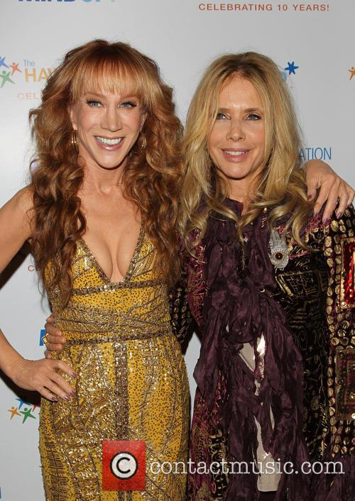 Kathy Griffin and Rosanna Arquette 3