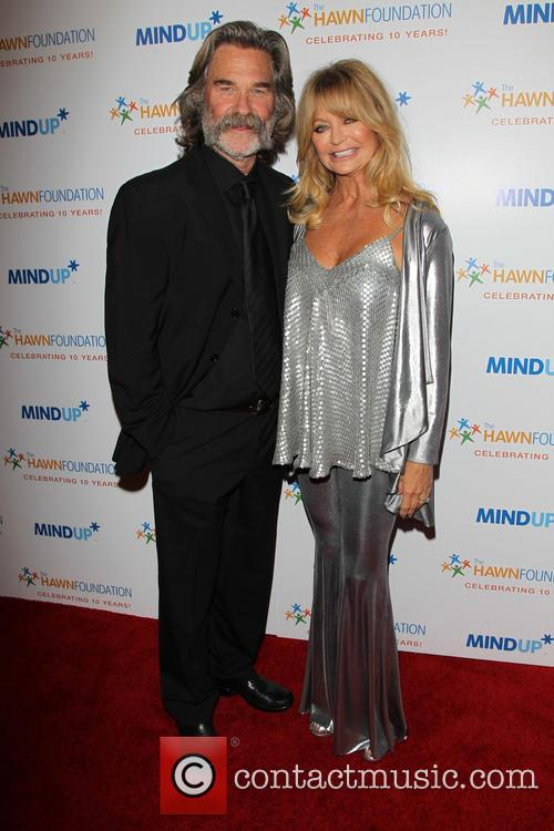 Kurt Russell and Goldie Hawn 2