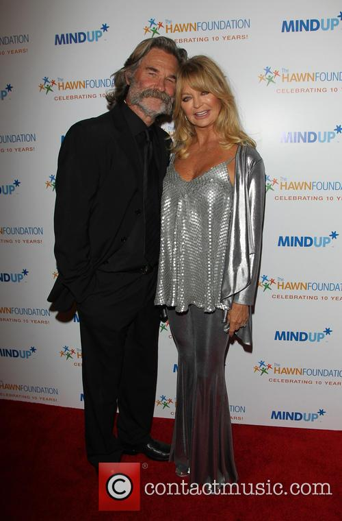 Kurt Russell and Goldie Hawn 3