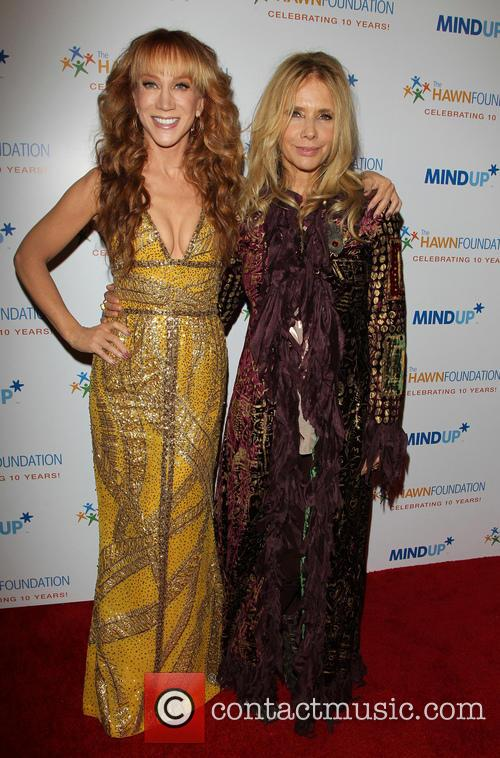 Kathy Griffin and Rosanna Arquette 5