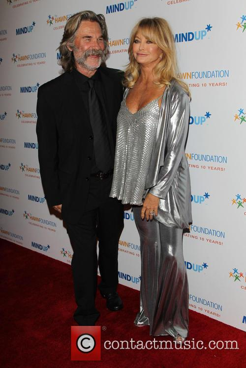 Kurt Russell and Goldie Hawn 10