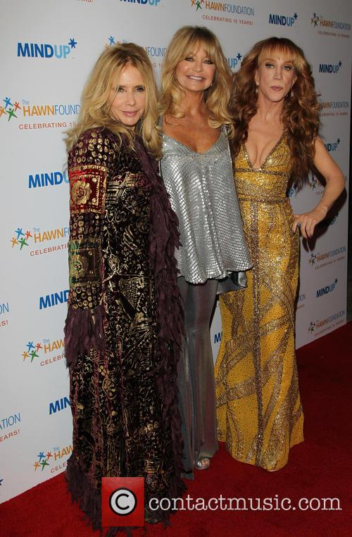 Rosanna Arquette, Goldie Hawn and Kathy Griffin 8