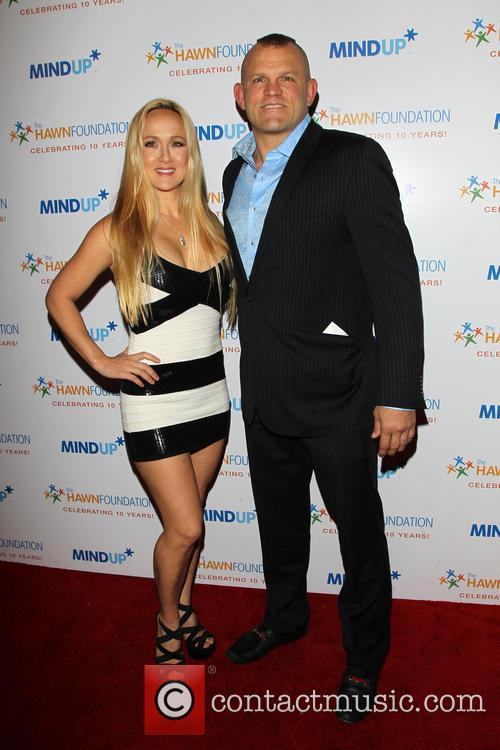 Chuck Liddell and Heidi Northcott 3