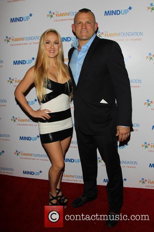 Chuck Liddell and Heidi Northcott 4