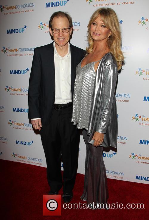 Daniel J. Siegel and Goldie Hawn 2