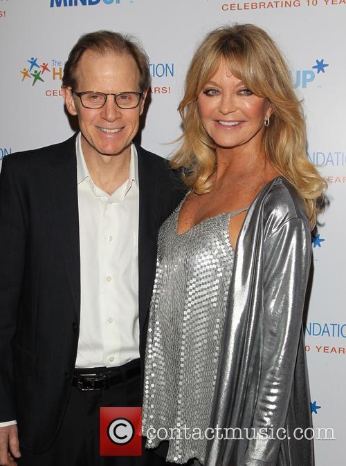 Daniel J. Siegel and Goldie Hawn 4