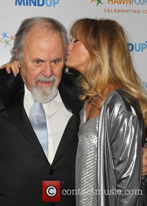 George Schlatter and Goldie Hawn 9