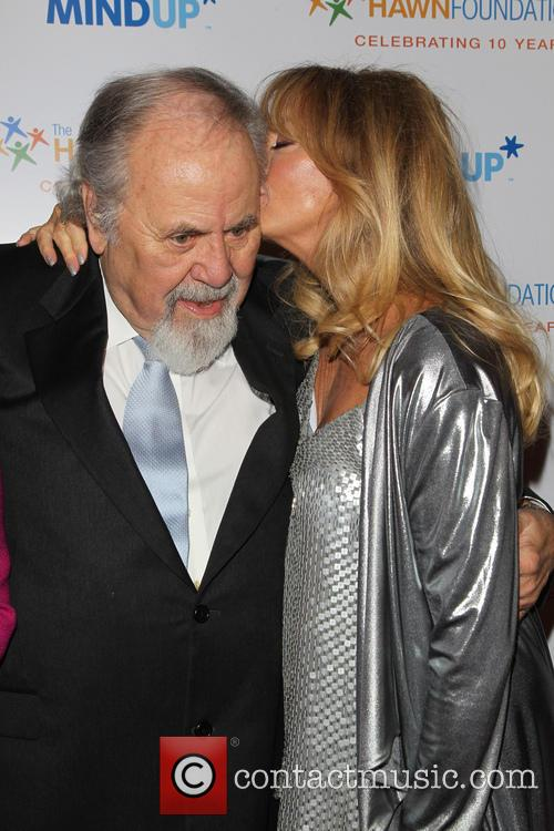 George Schlatter and Goldie Hawn 10