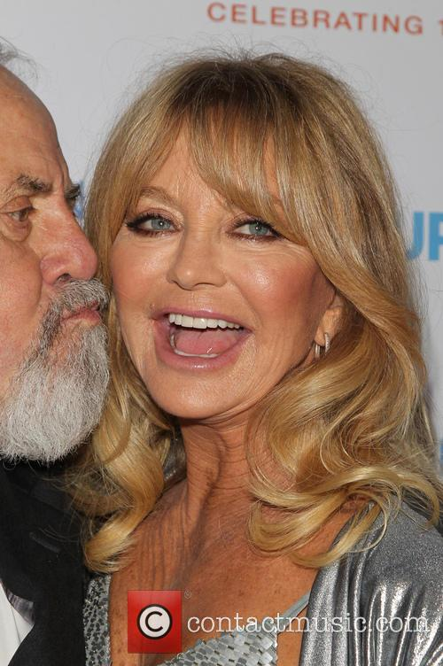 George Schlatter and Goldie Hawn 11