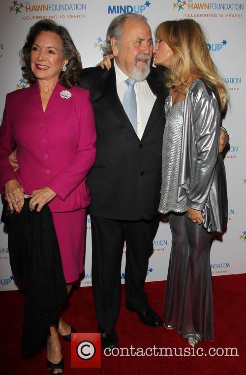 Jolene Brand, George Schlatter and Goldie Hawn 2
