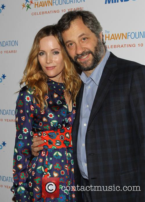 Leslie Mann and Judd Apatow 7