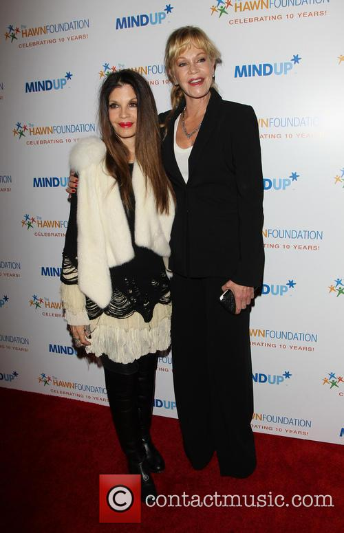 Loree Rodkin and Melanie Griffith 2