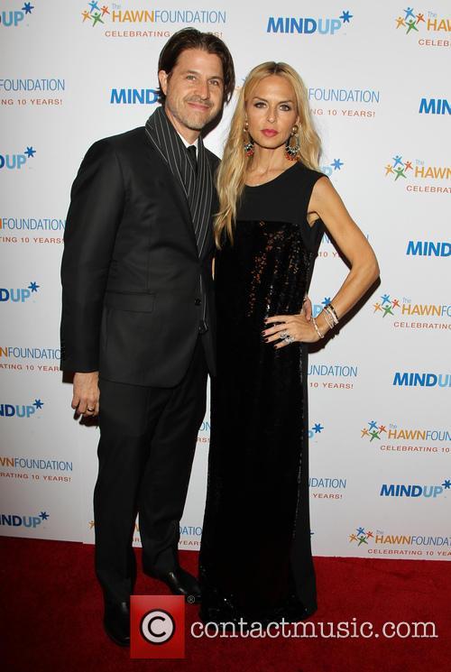 Rodger Berman and Rachel Zoe 1