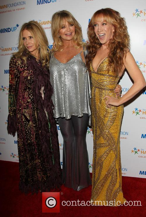 Rosanna Arquette, Goldie Hawn and Kathy Griffin 11