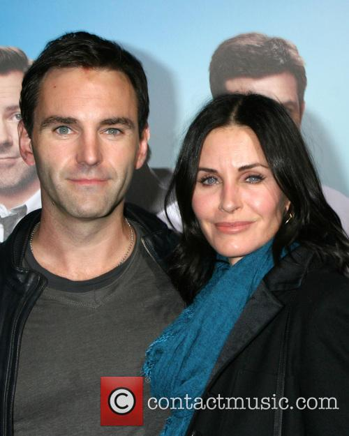 Johnny Mcdaid and Courteney Cox 3