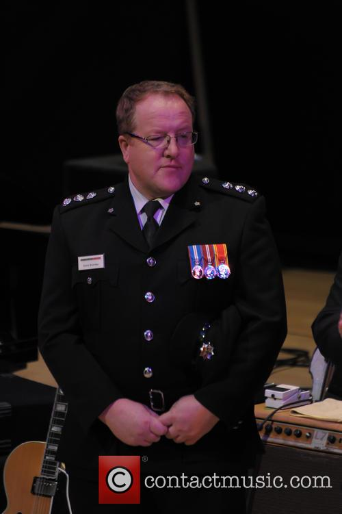 Justice and Dave Bromley (fire Station Commander) 2