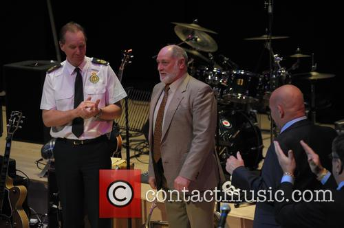 Justice, Mark Gough (assistant Chief Ambulance) and Alan Hill (retired Fire Officer) 7